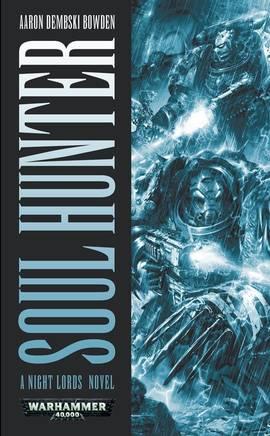 Soul Hunter (couverture originale)