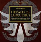 Herald of Sanguinius (couverture originale)