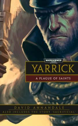 Yarrick : A Plague of Saints (couverture originale)
