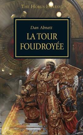 La Tour Foudroyée (couverture française)