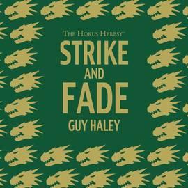 Strike and Fade (couverture originale)