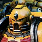 The Lord Inquisitor : Imperial Fists