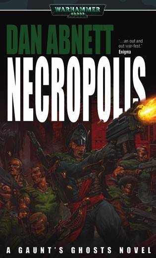 Necropolis (couverture originale)