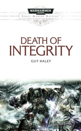 Death of Integrity (couverture originale)
