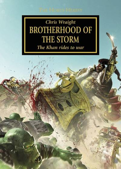 Brotherhood of the Storm (couverture originale)