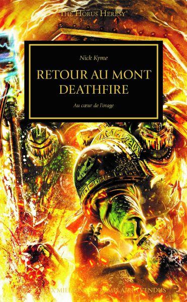 Retour au Mont Deathfire (couverture française)