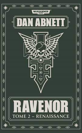 Ravenor - Renaissance (couverture française)