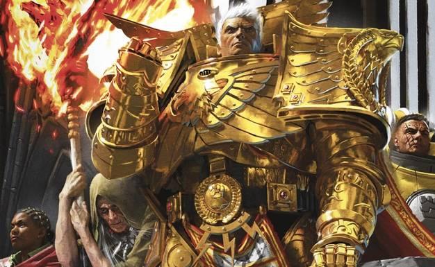 Heraut du siege heresie horus