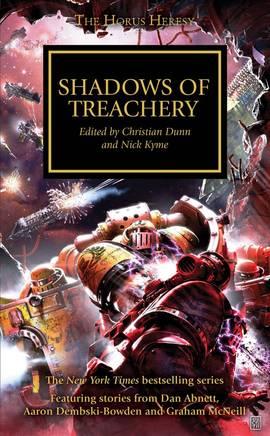 Shadows of Treachery (couverture originale)