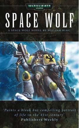Space Wolf (couverture originale)
