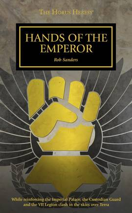 Hands of the Emperor (couverture originale)