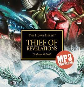 Thief of Revelations (couverture originale)