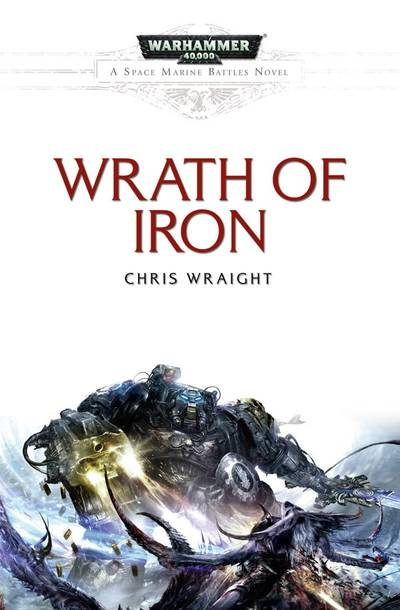Wrath of Iron (couverture originale)