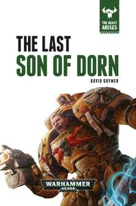 The Last Son of Dorn (couverture originale)