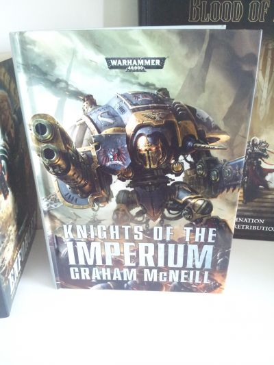 Knights of the Imperium par Graham McNeill