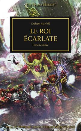 Le Roi Écarlate (couverture française)