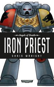 Iron Priest (couverture originale)