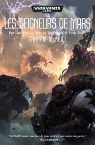 Les Seigneurs de Mars (couverture française)