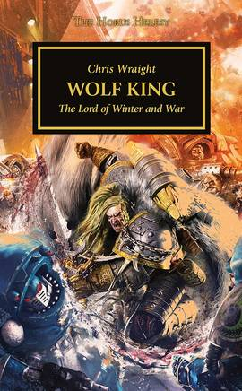 Wolf King (couverture originale)