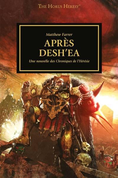 Après Desh'ea (couverture française)