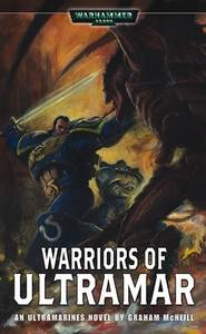 Warriors of Ultramar (couverture originale)