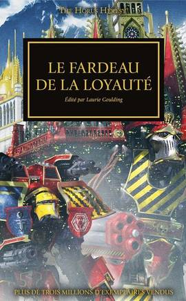 Le Fardeau de la Loyauté (couverture française)