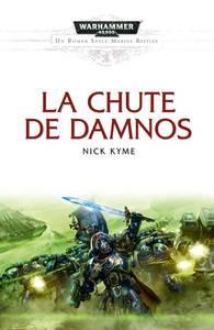 La Chute de Damnos (couverture française)