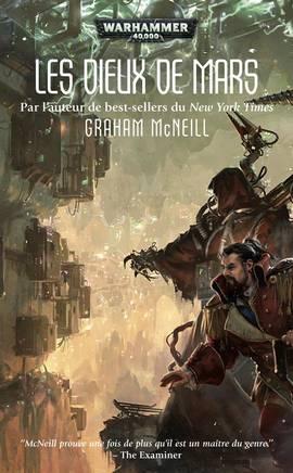 Les Dieux de Mars (couverture française)