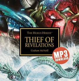 Thief of Revelations (couverture originale)