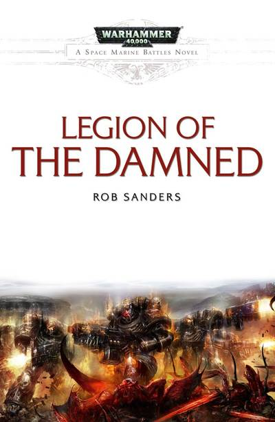 Legion of the Damned (couverture originale)