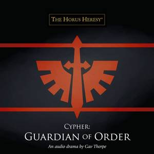 Cypher : Guardian of Order (couverture originale)