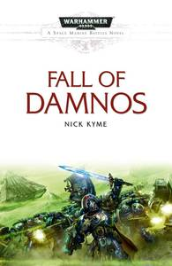 Fall of Damnos (couverture originale)