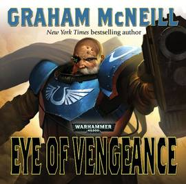 Eye of Vengeance (couverture originale)