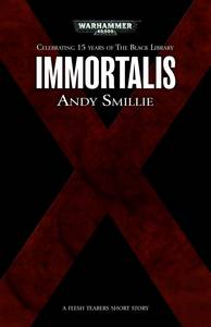 Immortalis (couverture originale)