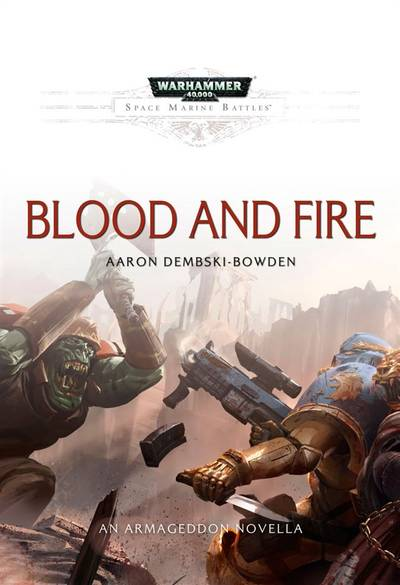 Blood & Fire (couverture originale)