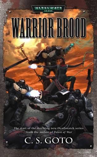 Warrior Brood (couverture originale)
