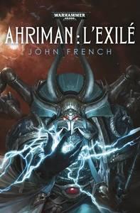 Ahriman : L'Exilé (couverture française)