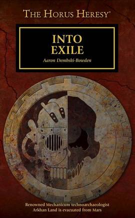 Into Exile (couverture originale)