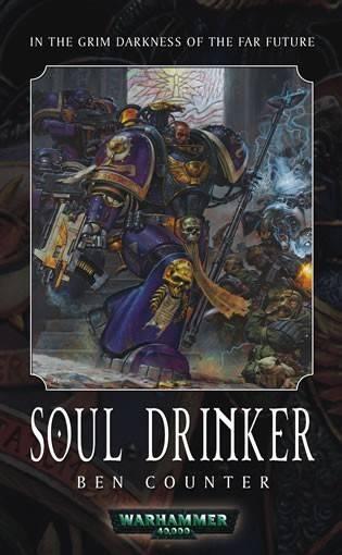 Soul Drinker (couverture originale)