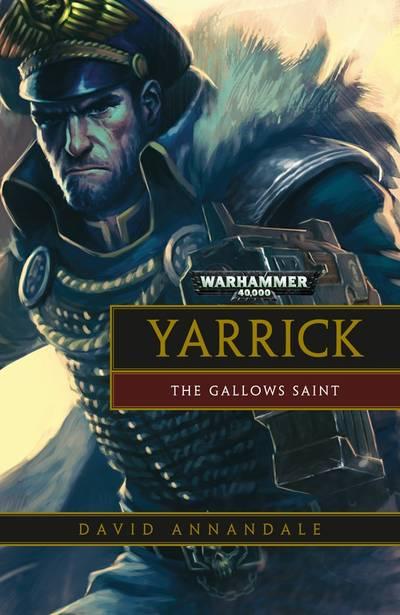 Yarrick : The Gallows Saint (couverture originale)