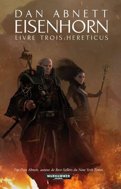 Hereticus (couverture française)