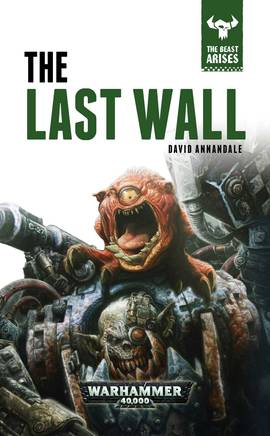The Last Wall (couverture originale)
