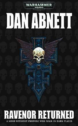 Ravenor Returned (couverture originale)