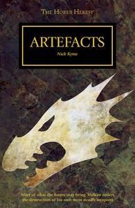 Artefacts (couverture originale)