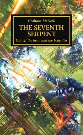 The Seventh Serpent (couverture originale)
