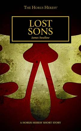 Lost Sons (couverture originale)
