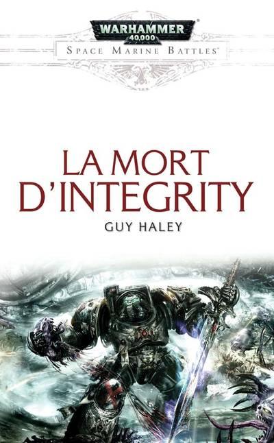 La Mort d'Integrity (couverture française)