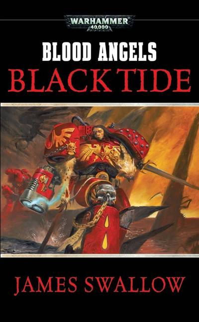 Black Tide (couverture originale)