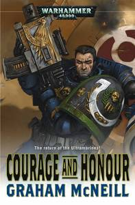 Courage and Honour (couverture originale)