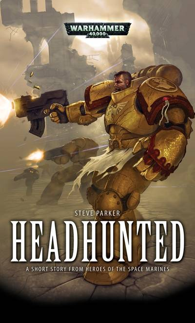 Headhunted (couverture originale)